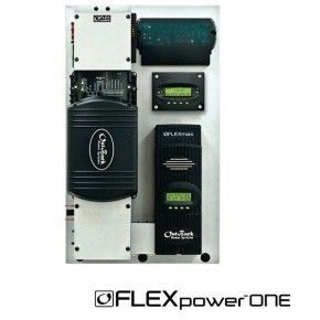 Flex Power One 3Kw con Maximizador 80A 48V