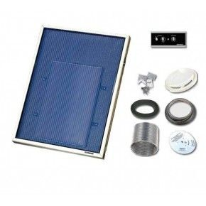 Solarventi SV3 Blanco Kit de montaje en pared y SWITCH incluido