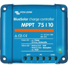 Regulador BlueSolar MPPT 75/10 (12/24V - 10A)
