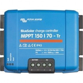 Regulador BlueSolar MPPT 150/70 Tr (12/24/48V - 70A)