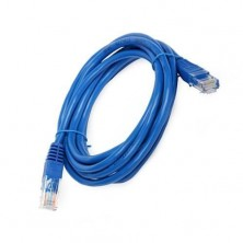 Cable de red RJ45 UTP 1,8m