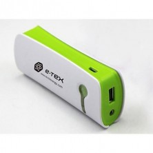 Batería externa Power Bank PB-B1 Ion-Litio 5.500mAh