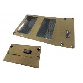 Panel solar plegable 4W salida 5V