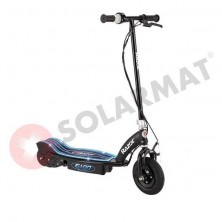 Patinete Eléctrico E100 Glow Electric Scooter Black