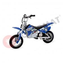 Razor Dirt Rocket MX350 moto azul 22km/h