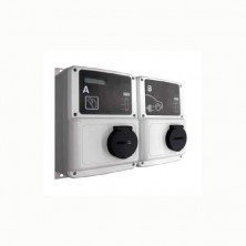 Wallbox RVE-WB2M-SMART-TRI 2x22kW Tipo 2