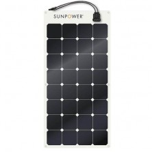 Panel solar Flexible monocristalino SunPower 110W