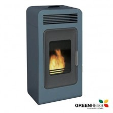 Estufa de Pellets Primula Air Design 7kW