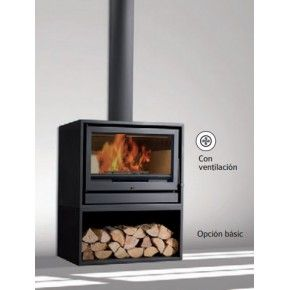 Estufas de leña Air Back Box 11kW