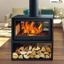 Estufas de leña Air Basic Box 10kW