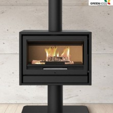 Estufas de leña Air Back Slim Box 11kW
