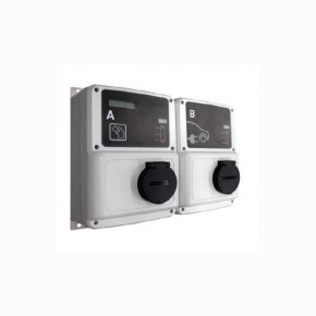 Wallbox RVE-WB2M-SMART 2x7,4kW Tipo 2