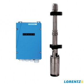 Conjunto bomba Lorentz sumergible PS2-200 HR-07-3
