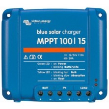 Regulador BlueSolar MPPT 100/15 (12/24V - 15A)