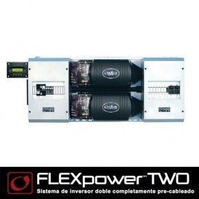Flex Power Two GRID ZERO 48V (2 x VFX3048 GZ+2 FM80) 90A