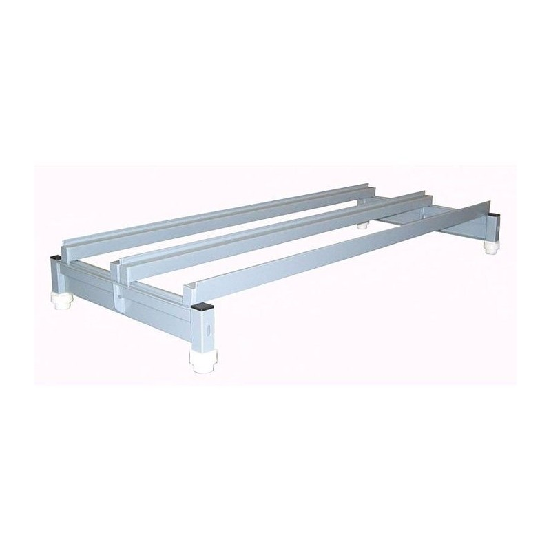 Bancada lineal 12V 8 OPzS 800 - 10 OPzS 1000 1400x240
