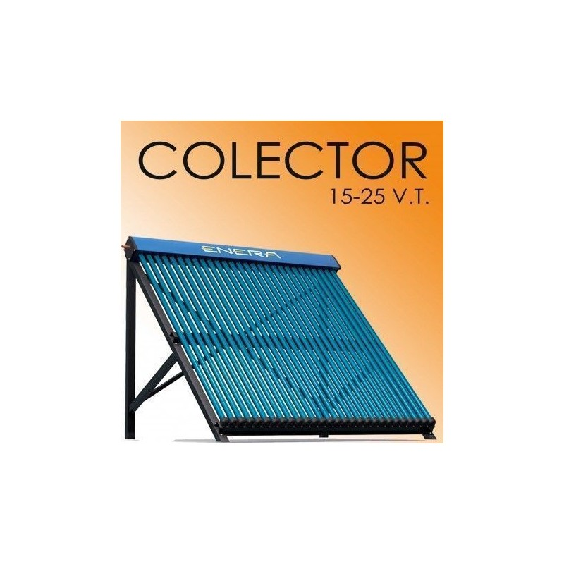 Colector Heat Pipe 30 tubos