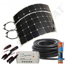 Kit solar caravana 220W panel flexible